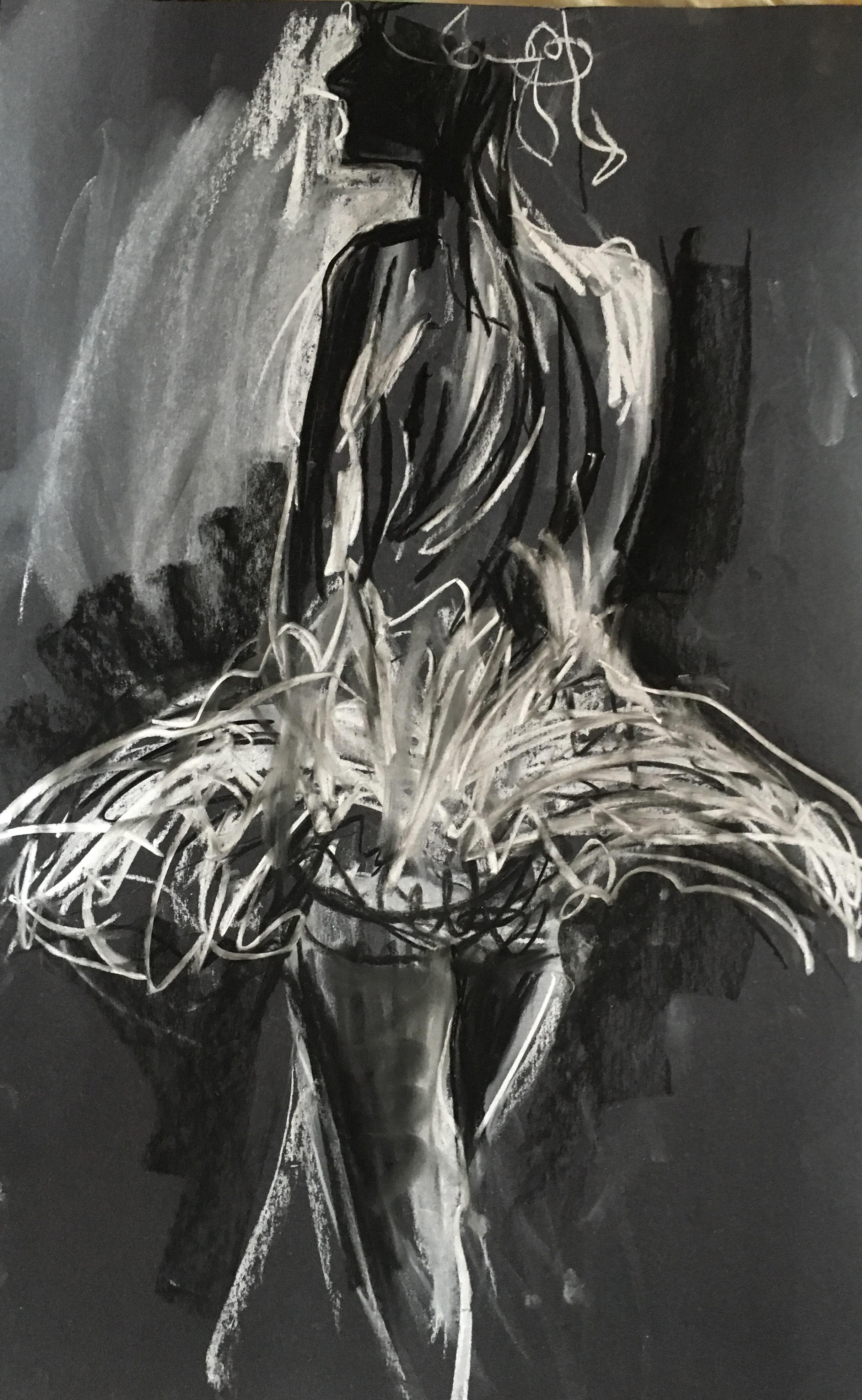 Scribbling Barefoot – Linda Frylink Anderson